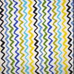 Zigzag - Citrus - £ 11.50 per metre