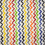 Zigzag - Paintbox - £ 11.50 per metre
