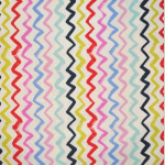Remnant 1232: Zigzag - Tropical [1.50 metre] - £ 13.20 Item price