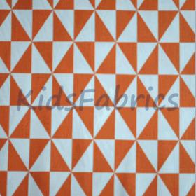Zodiac - Tangerine - £ 12.95 per metre