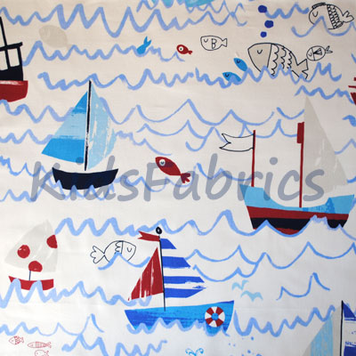 Waves - Marine - £11.95 Per Metre