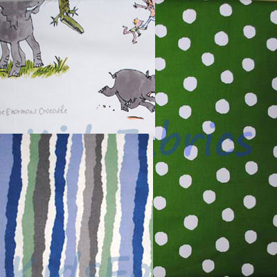 Fabric Bundle 008 - £12.00 ITEM PRICE