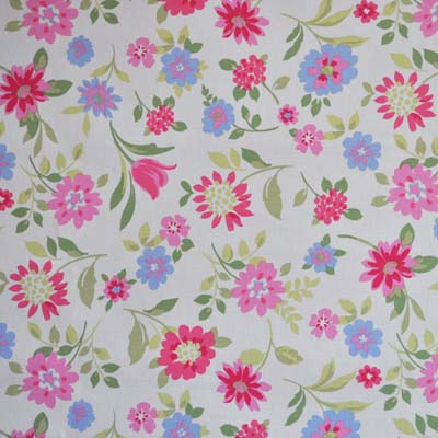 Remnant 1165: Wildflower - chintz [1.70 metre] - £14.40 item price
