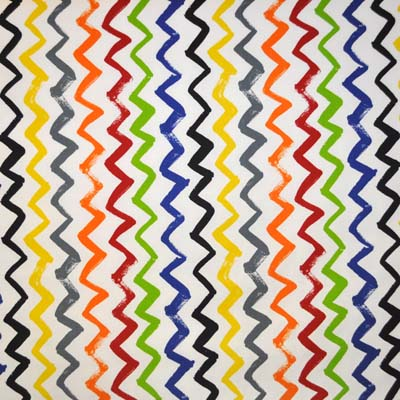 Zigzag - Paintbox - £11.50 per metre