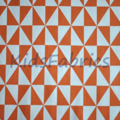 Zodiac - Tangerine - £12.95 per metre