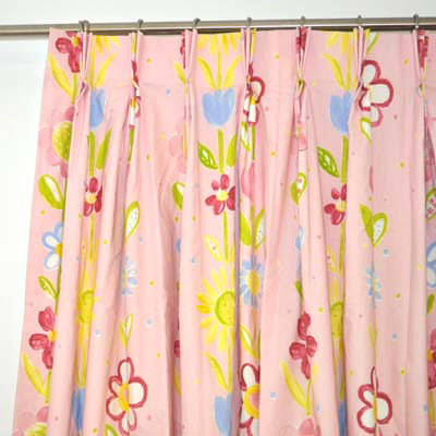Ready made blinds and custom made curtains for Kids drapery fabric