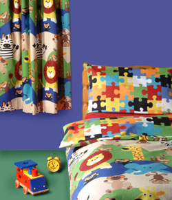 Curtains Boys Room Kidsfabrics duvet, pillow and curtains for kids